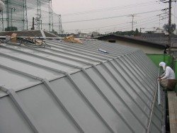 屋根葺き替え02after