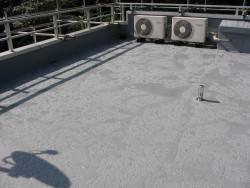 屋上防水after