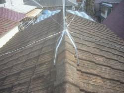 屋根葺き替え01before