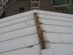 屋根葺き替え02before
