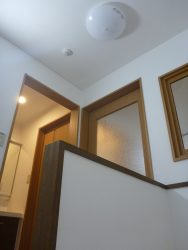 板垣邸階段室2